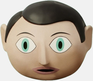 Frank head