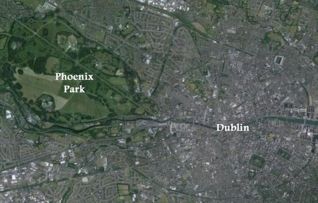 Dublin and Phoenix Park