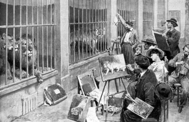 Jardin de Plantes 1902
