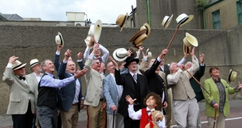 Bloomsday at Sandycove