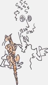 Loekle Dazibao Charicature